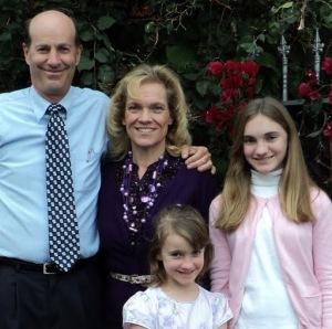 Schwaderer family portrait 2011